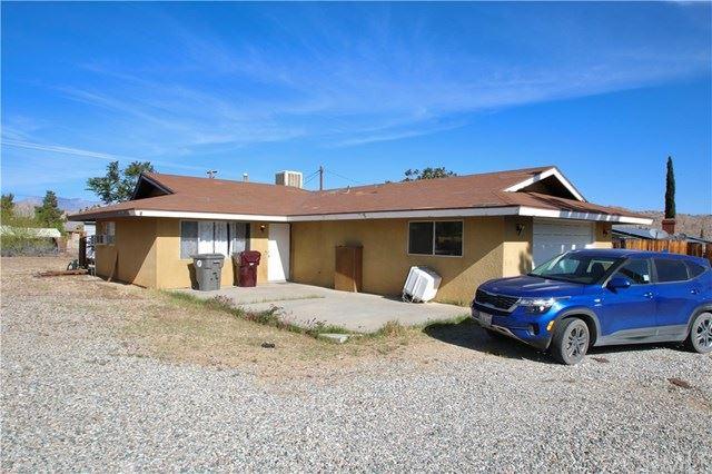 7552 Condalia Avenue, Yucca Valley, CA 92284 - MLS#: JT21088783