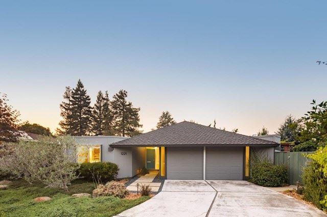 1221 Eichler Court, Mountain View, CA 94040 - #: ML81809783