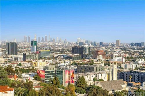 Photo of 2038 N Sycamore Avenue, Los Angeles, CA 90068 (MLS # SR21130784)
