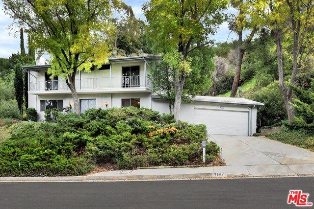 Photo for 3804 BALLINA CANYON RD. Road, Encino, CA 91436 (MLS # 20567784)