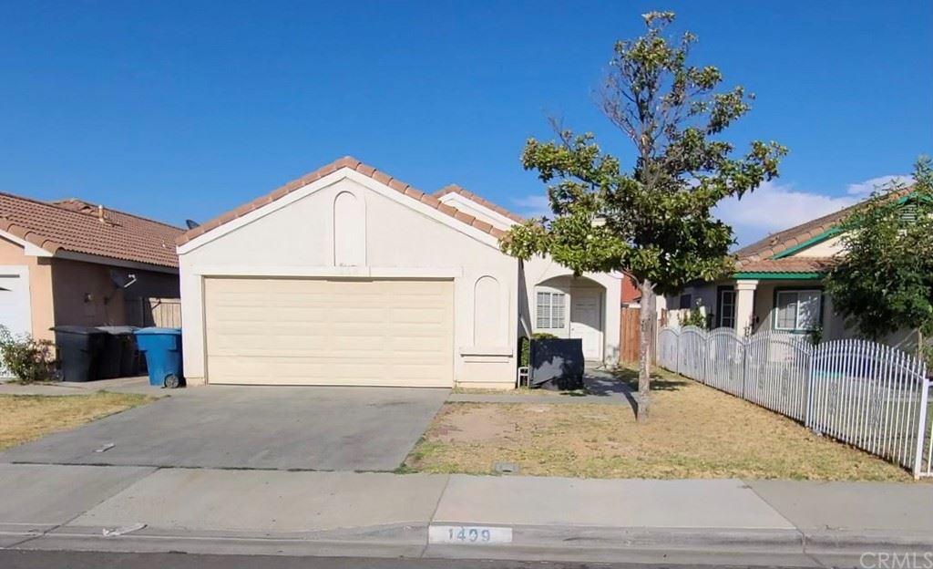 1499 Almond Drive, Perris, CA 92571 - MLS#: IV21168784