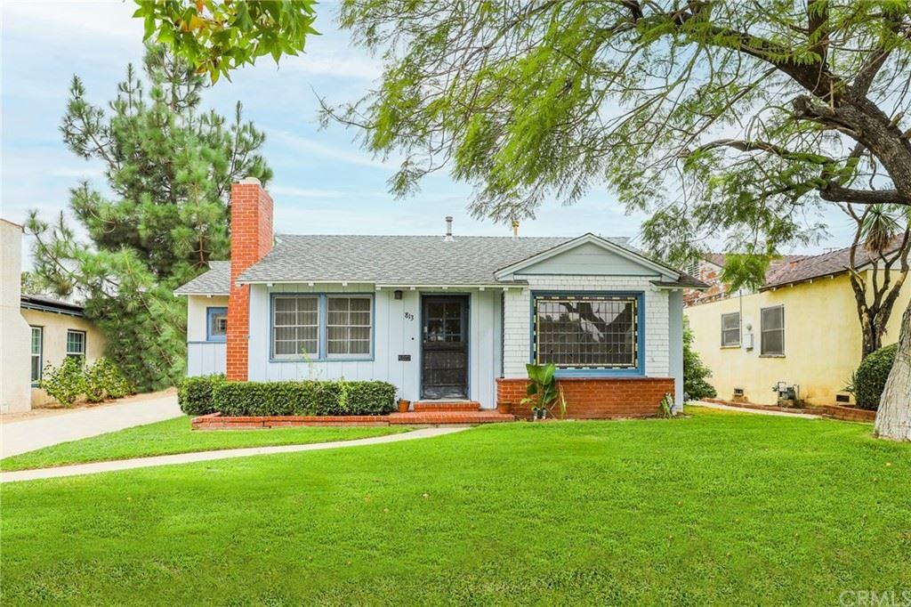 813 E Sycamore Avenue, Orange, CA 92866 - MLS#: PW21226784