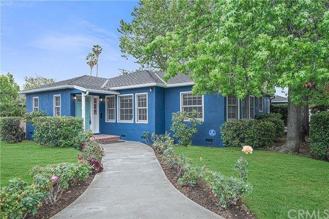 Photo of 16858 Clark Street, Encino, CA 91436 (MLS # SB21082784)