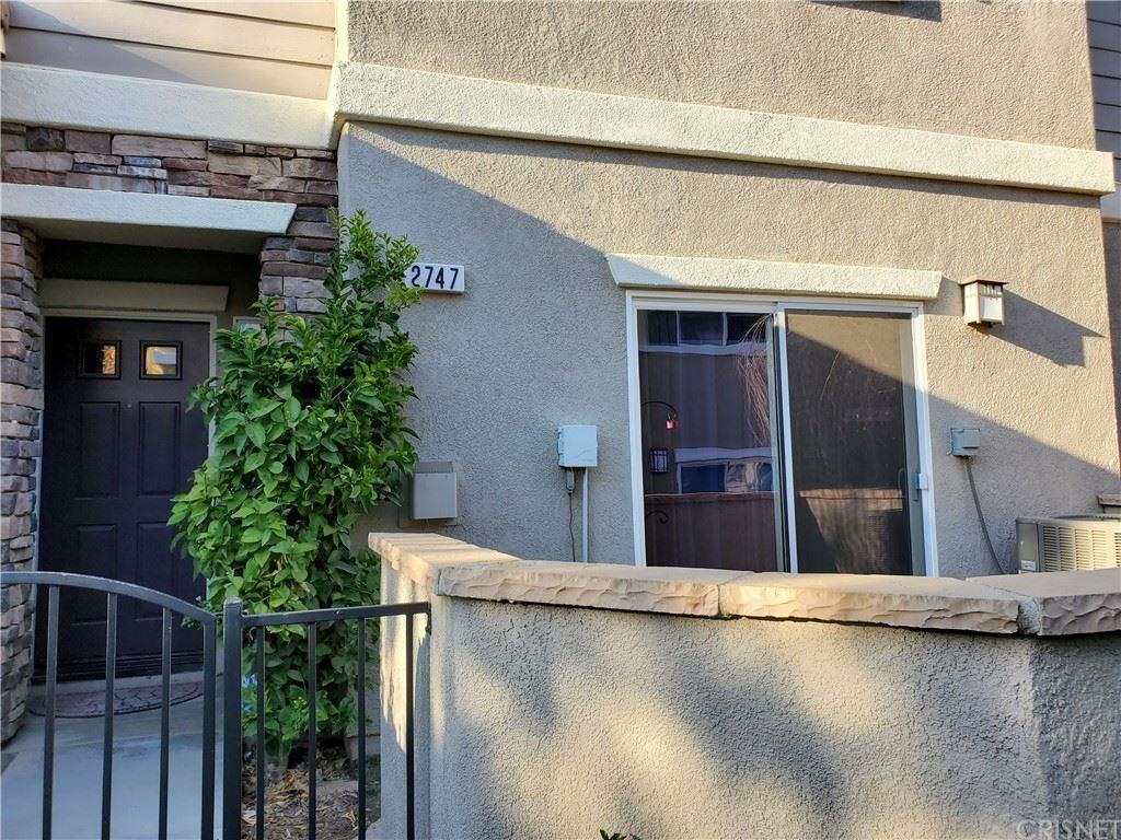 2747 25 Night Jasmine Drive, Simi Valley, CA 93065 - MLS#: SR21199785