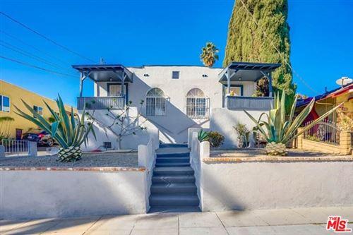 Photo of 631 N Rampart Boulevard, Los Angeles, CA 90026 (MLS # 20665786)