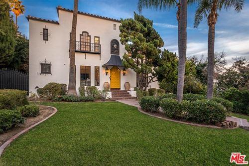 Photo of 2308 Nottingham Avenue, Los Angeles, CA 90027 (MLS # 21677786)