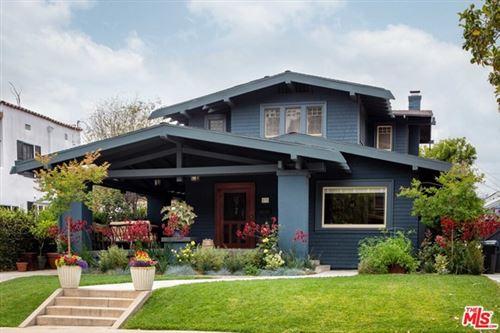 Photo of 375 N Ridgewood Place, Los Angeles, CA 90004 (MLS # 21750786)