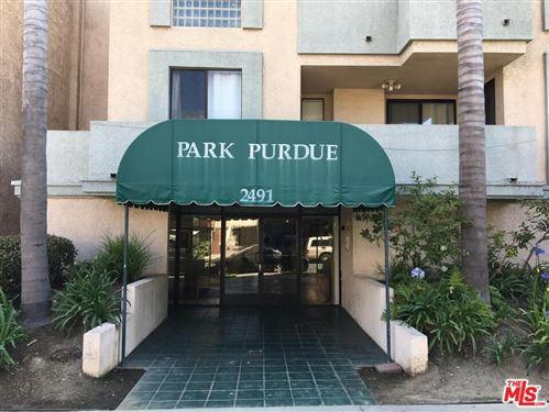 Photo of 2491 Purdue Avenue #110, Los Angeles, CA 90064 (MLS # 21761786)