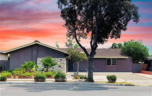 Photo of 230 N New Avenue, Anaheim, CA 92806 (MLS # OC21189786)