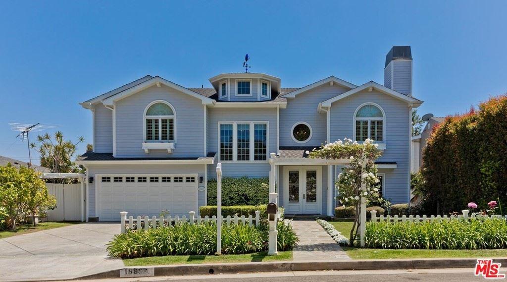 16808 Bollinger Drive, Pacific Palisades, CA 90272 - MLS#: 21720786