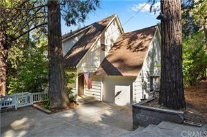 Photo of 132 S John Muir Road, Lake Arrowhead, CA 92352 (MLS # EV18243787)