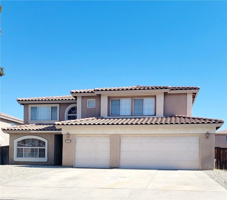 37316 Del Mar Street, Palmdale, CA 93552 - MLS#: DW21231787