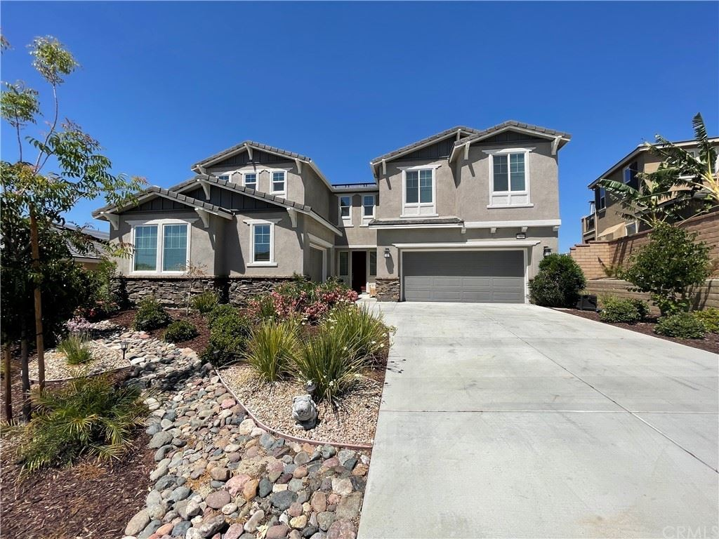 24800 Hidden Hills Drive, Menifee, CA 92584 - MLS#: IV21122787