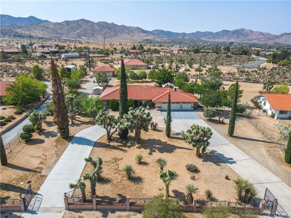 58449 Joshua Lane, Yucca Valley, CA 92284 - MLS#: JT21211787