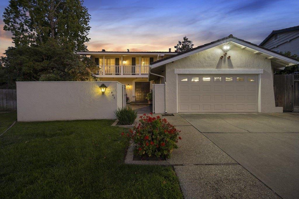 882 Lavender Drive, Sunnyvale, CA 94086 - MLS#: ML81855787