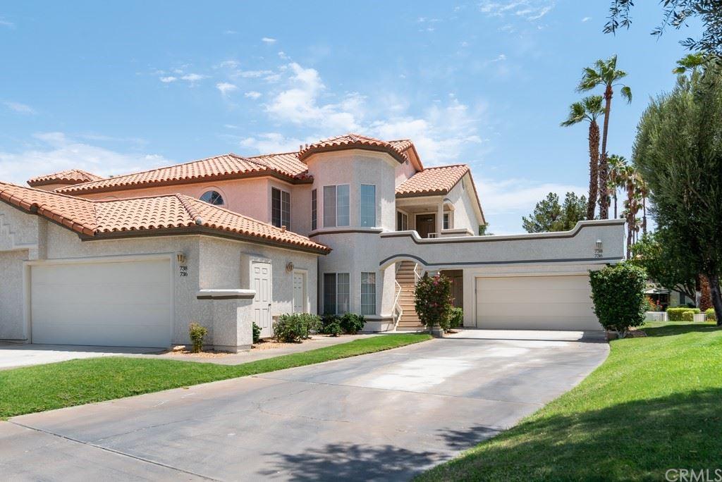738 Vista Lago Drive N, Palm Desert, CA 92211 - #: PF21153787