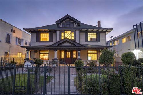 Photo of 1825 S Oxford Avenue, Los Angeles, CA 90006 (MLS # 20611788)