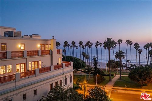 Photo of 603 Ocean Avenue #Penthouse, Santa Monica, CA 90402 (MLS # 21778788)