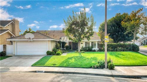Photo of 26035 Laguna Court, Valencia, CA 91355 (MLS # SR20194789)