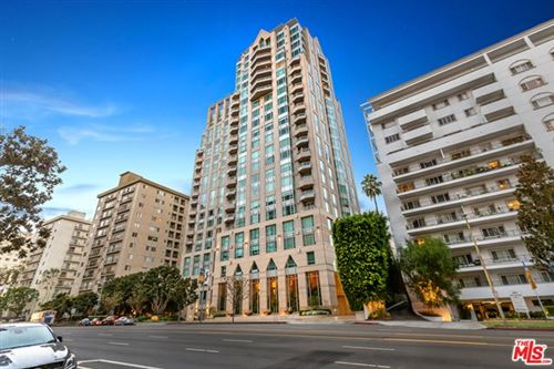 Photo of 10727 Wilshire Boulevard #1701, Los Angeles, CA 90024 (MLS # 21687790)