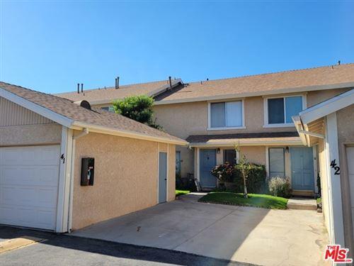 Photo of 10125 De Soto Avenue #41, Chatsworth, CA 91311 (MLS # 21752790)