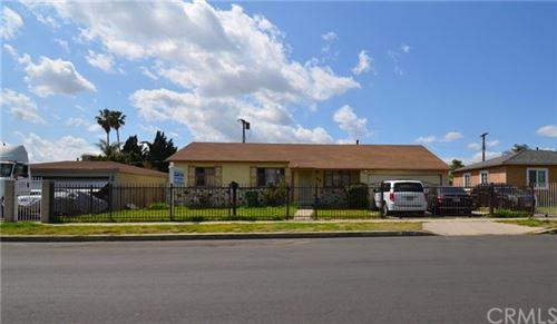 Photo of 8757 Hazeltine Avenue, Panorama City, CA 91402 (MLS # AR21059790)