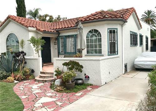 Photo of 2806 Wellington Road, Los Angeles, CA 90016 (MLS # SR21150790)