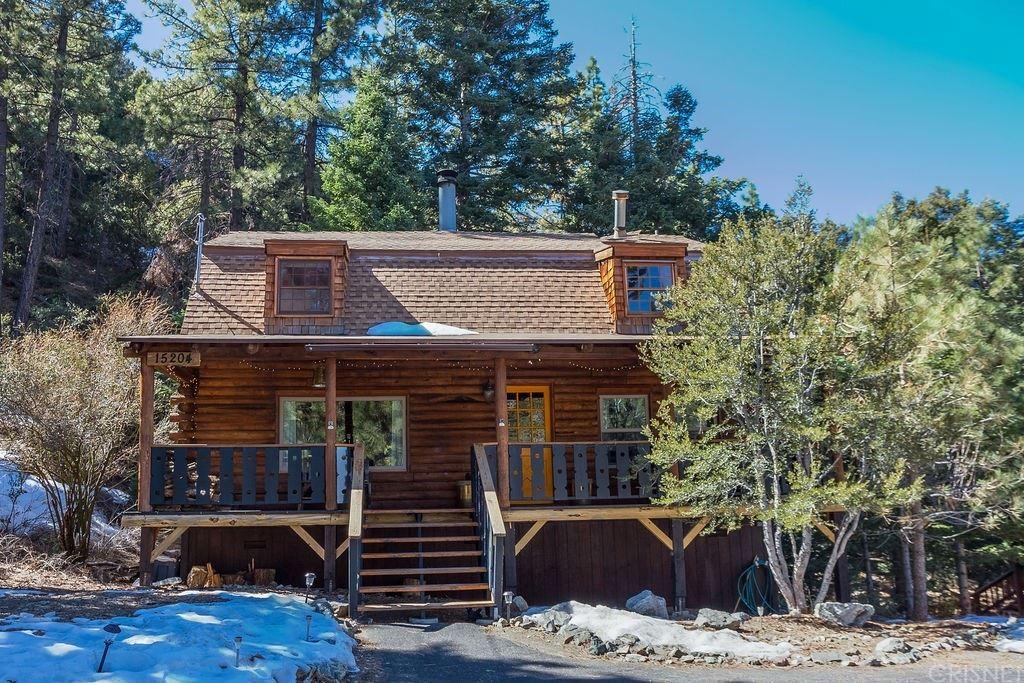 15204 Chestnut Drive, Pine Mountain Club, CA 93222 - #: SR21165790
