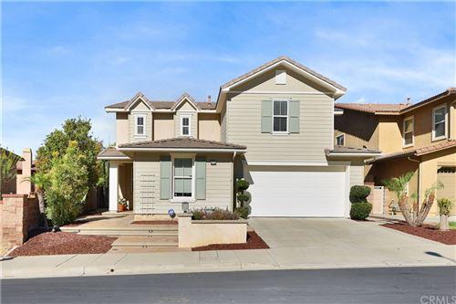 Photo of 16715 Fern Leaf Street, Chino Hills, CA 91709 (MLS # TR21200791)