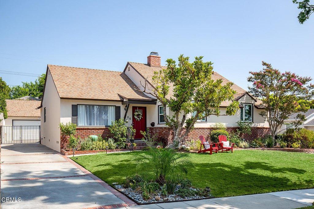 Photo of 706 Tufts Avenue, Burbank, CA 91504 (MLS # P1-5791)