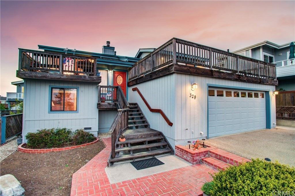 Photo of 329 Drake Street, Cambria, CA 93428 (MLS # PI21187791)