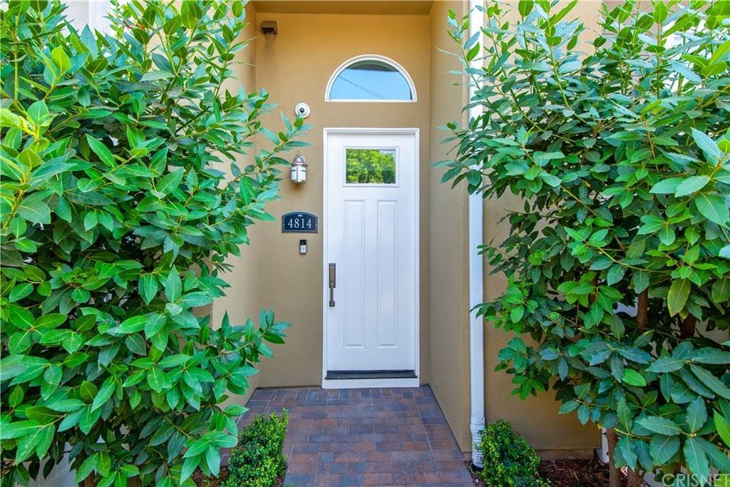 Photo of 4814 Ben Avenue, Valley Village, CA 91607 (MLS # SR21180791)