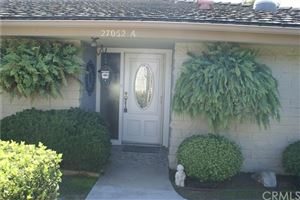 Photo of 27052 Paseo Burladero #A, San Juan Capistrano, CA 92675 (MLS # NP19231792)
