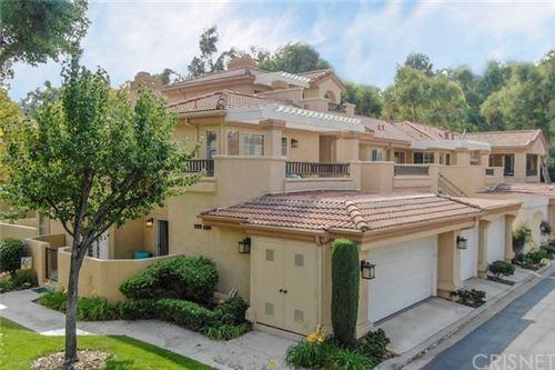 Photo of 23924 Arroyo Park Drive #125, Valencia, CA 91355 (MLS # SR20213792)