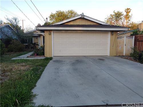 Photo of 7552 Beckford Avenue, Reseda, CA 91335 (MLS # SR21093792)