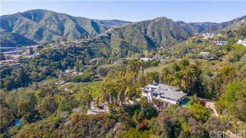 Photo of 879 Linda Flora Drive, Los Angeles, CA 90049 (MLS # SR21109792)