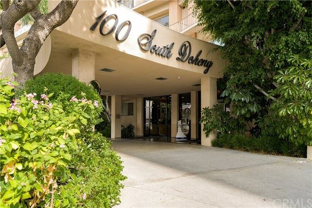 Photo of 100 S Doheny Drive #217, Los Angeles, CA 90048 (MLS # PW20223792)