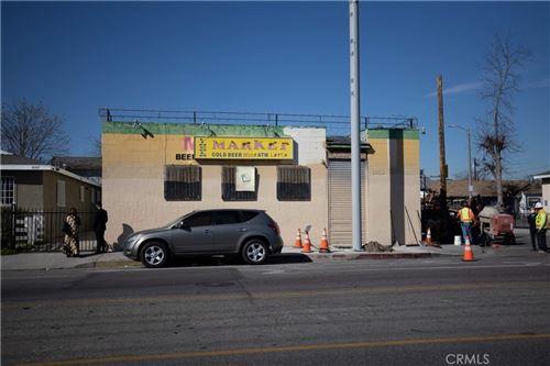 Photo of 8001 S San Pedro Street, Los Angeles, CA 90003 (MLS # AR21036793)