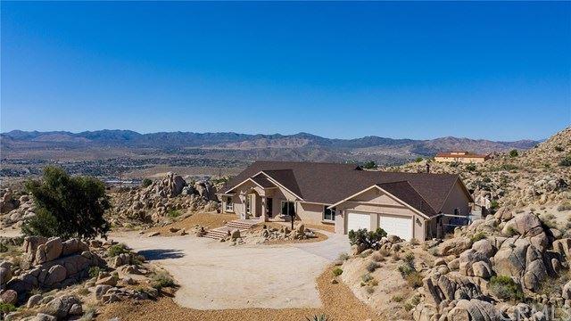57956 Bandera Road, Yucca Valley, CA 92284 - MLS#: JT20112793