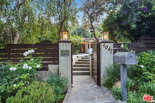 Photo of 4047 Mandeville Canyon Road, Los Angeles, CA 90049 (MLS # 20628794)