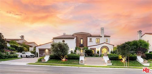 Photo of 25541 Prado De Las Flores, Calabasas, CA 91302 (MLS # 21757794)