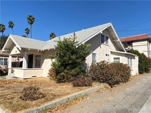 Photo of 809 E Harvard Street, Glendale, CA 91205 (MLS # SR20224795)