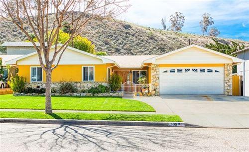 Photo of 585 Talbert Avenue, Simi Valley, CA 93065 (MLS # SR21076795)