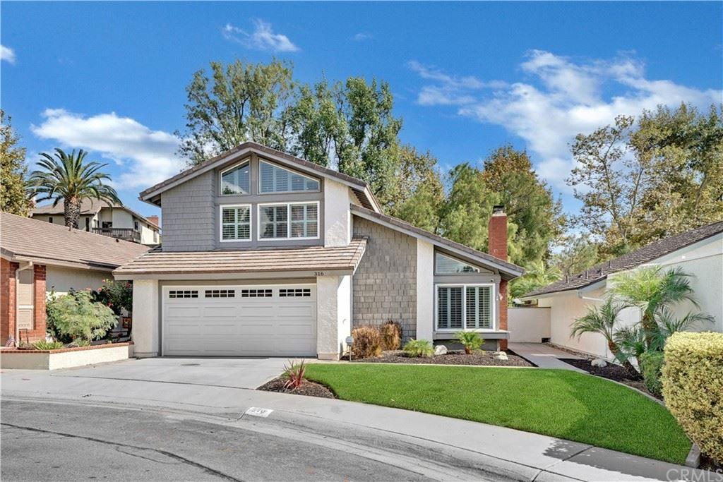 316 Trailview Circle, Brea, CA 92821 - MLS#: PW21229795