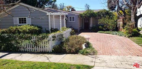 Photo of 645 Bienveneda Avenue, Pacific Palisades, CA 90272 (MLS # 20637796)