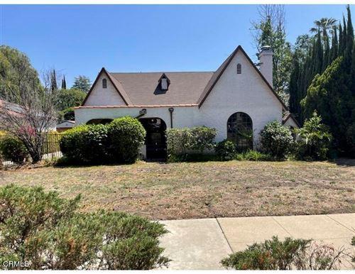 Photo of 1634 Glorietta Avenue, Glendale, CA 91208 (MLS # P1-4796)