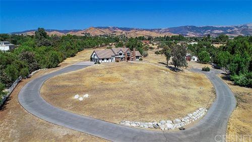 Photo of 32852 Agua Dulce Canyon Road, Agua Dulce, CA 91390 (MLS # SR20196796)
