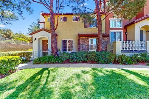 Photo of 23491 Abbey Glen Place, Valencia, CA 91354 (MLS # SR21124796)