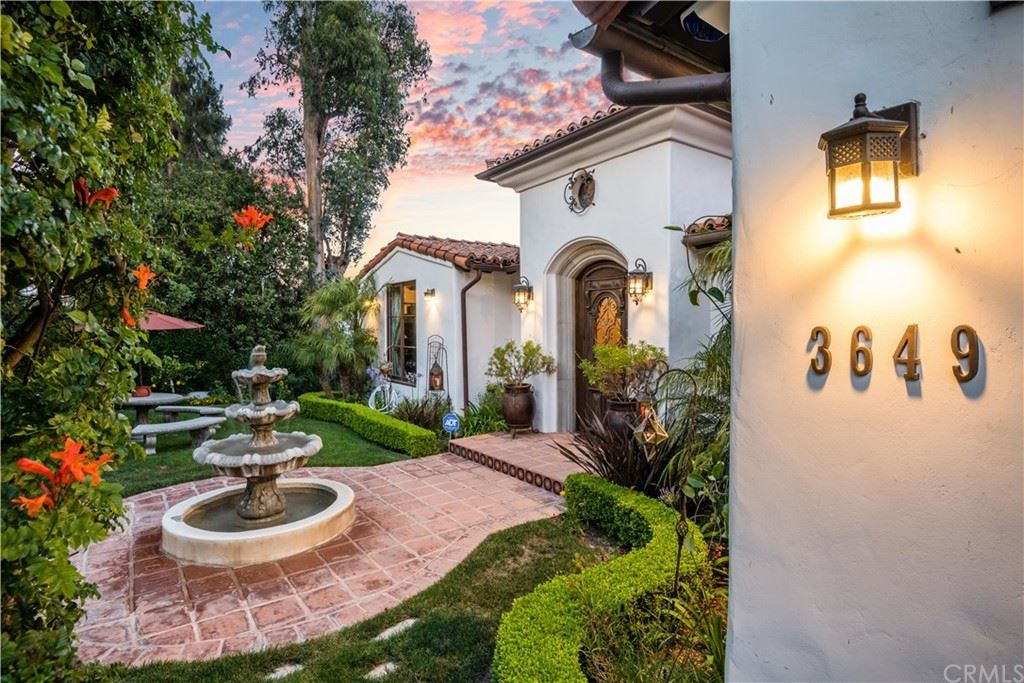 3649 Navajo Place, Palos Verdes Estates, CA 90274 - MLS#: PV21122796