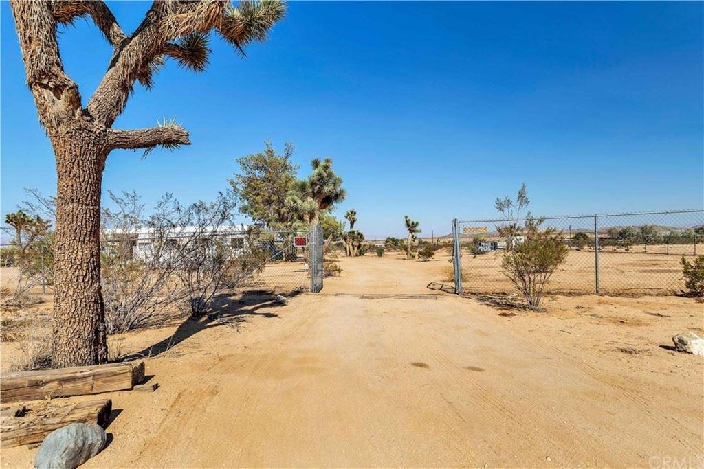 56635 Handley Road, Yucca Valley, CA 92284 - MLS#: JT21192797